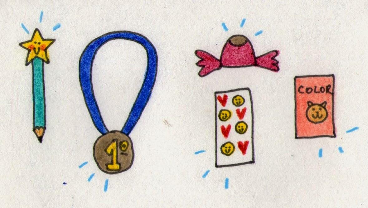 prêmios, motivação
