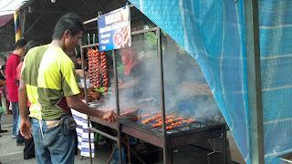 kepak ayam bazaar ramadhan