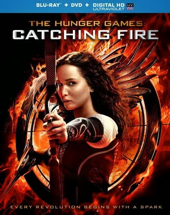 The Hunger Games: Catching Fire  Starring Jennifer Lawrence, Josh Hutcherson and Liam Hemsworth