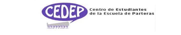 C E D E P  Centro de Estudiantes de la Escuela de Parteras