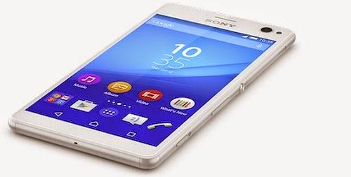 Sony Xperia C4 smartphone