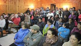 Asociación Indígena pide al Estado pagar expropiación de tierras en donde hoy se emplaza Coñaripe
