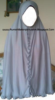 Grosir Jilbab Panjang Kaos Rayon