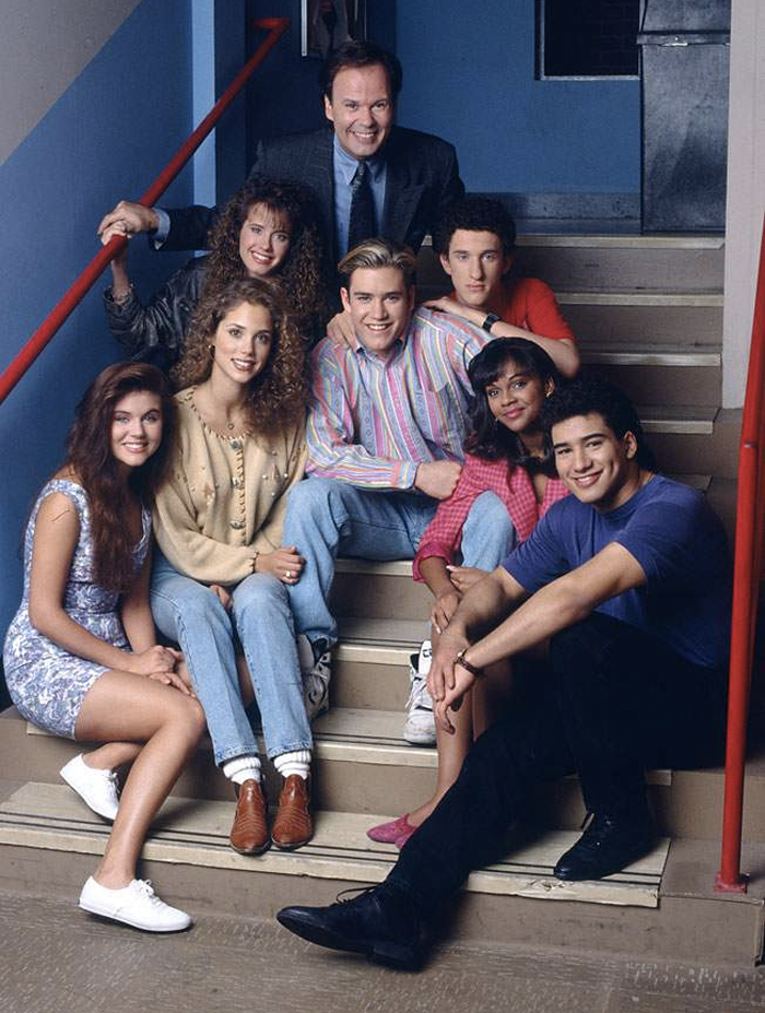"""""""Saved By The Bell"""" Fashion is BACK 