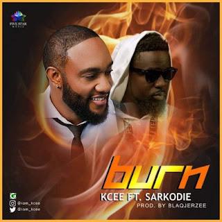 Kcee - Burn ft. Sarkodie