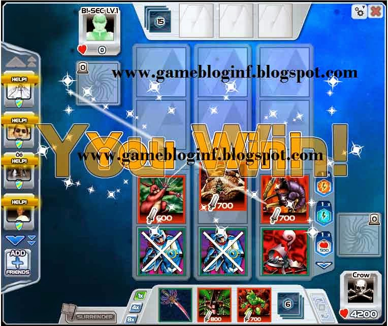 Yu-Gi-OH BAM Hack Play Features of Yu-Gi-OH BAM Hack
