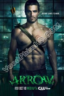 Phim Mũi Tên Xanh - Arrow