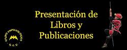 Presentación de Libros y Publicaciones