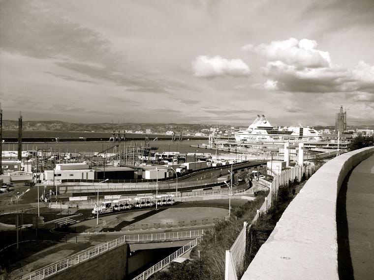Les docks de la Joliette