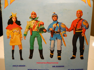 Mego Ming the Merciless Flash Gordon