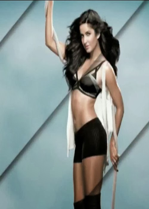 Katrina Kaif In Dhoom 3