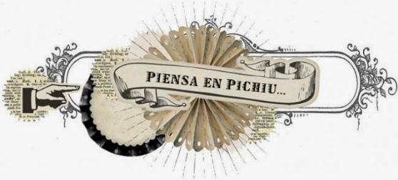 Piensa en Pichiu