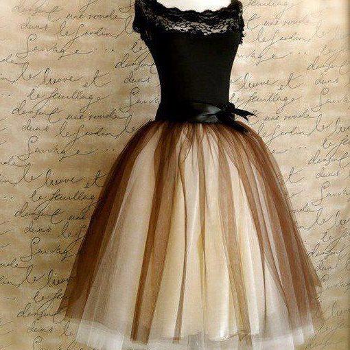 Vestidos de fiesta moda vintage