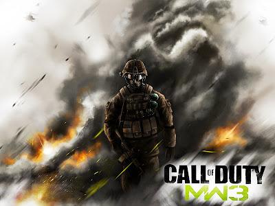 Call of Duty Modern Warfare 3 PC Serial
