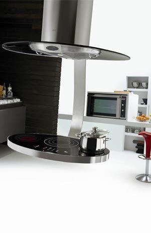 lineales y mnimas para cocinas pequeas integradas entre los muebles en la pared para cocinas ms amplias en la que lucirlas