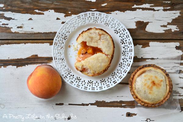 Pie Crust Peach Pie