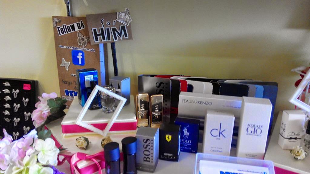 perfume miniature, vendor, butik vendor, kulim, stylista vendor concept, perfume miniature lelaki