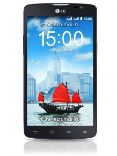 Nuovo smartphone android KitKat di LG da 5 pollici