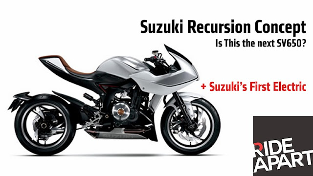 Gambar Motor Suzuki Recursion