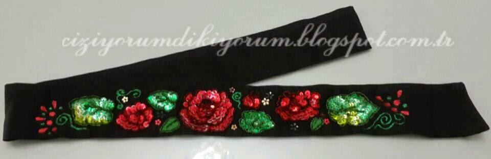 A design belt