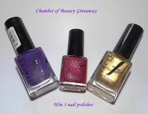 Chamber of Beauty Giveaway
