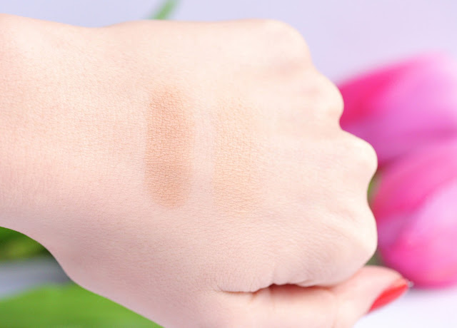 Soap and Glory Soar Powder Swatches