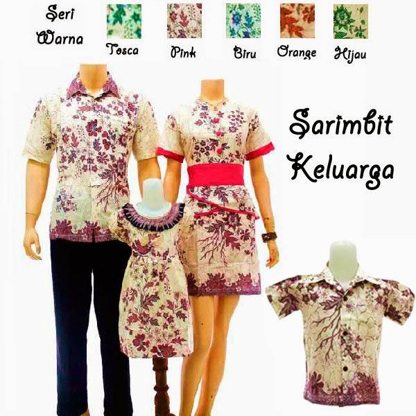 SK032 Sarimbit Keluarga Solo-Batik 2014