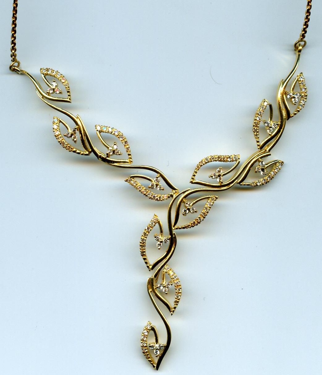 Golden Jewelaries For Life: Sri Lanka Gold Jewelry Designs