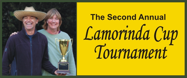 Second Annual Lamorinda Cup Header