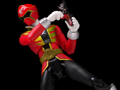 SHFiguarts Gokai Red wallpaper