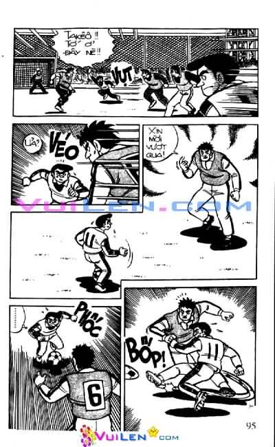 Jindodinho - Đường Dẫn Đến Khung Thành III  Tập 12 page 95 Congtruyen24h