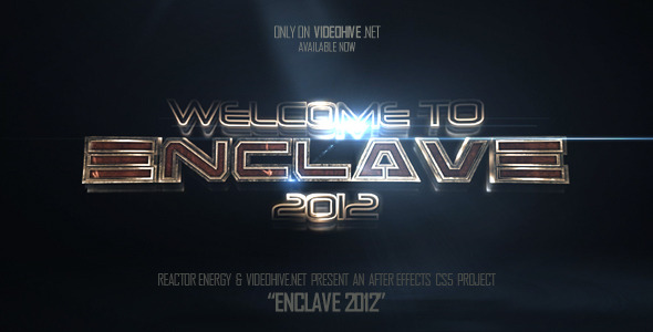 VideoHive Enclave