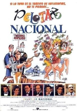 Pelotazo nacional movie
