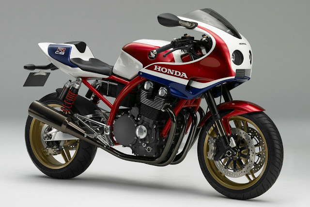 CB-900-R Production Bike for 2016 Perhaps