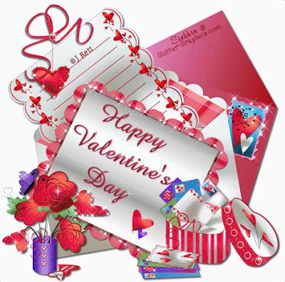 Kartu Ucapan Valentine Day 2014 5