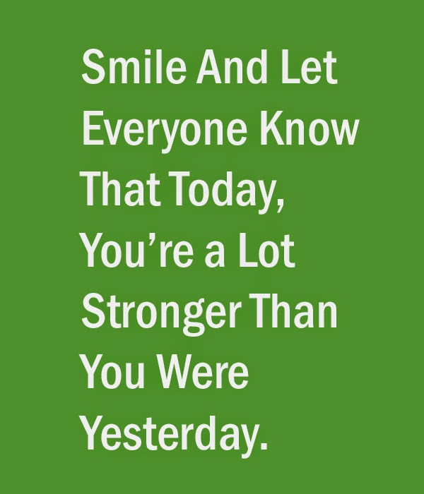 smile quotes 2015
