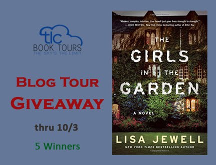 The Girls in the Garden Tour Giveaway thru 10/3