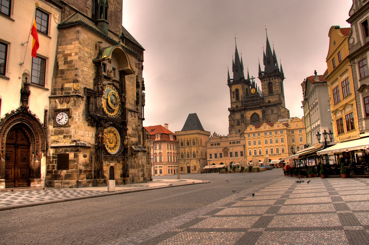 Prague Old Town - Most Famous Places