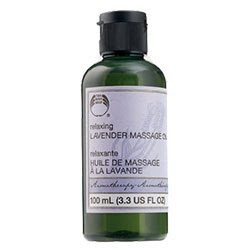 minyak urut atau massage oil