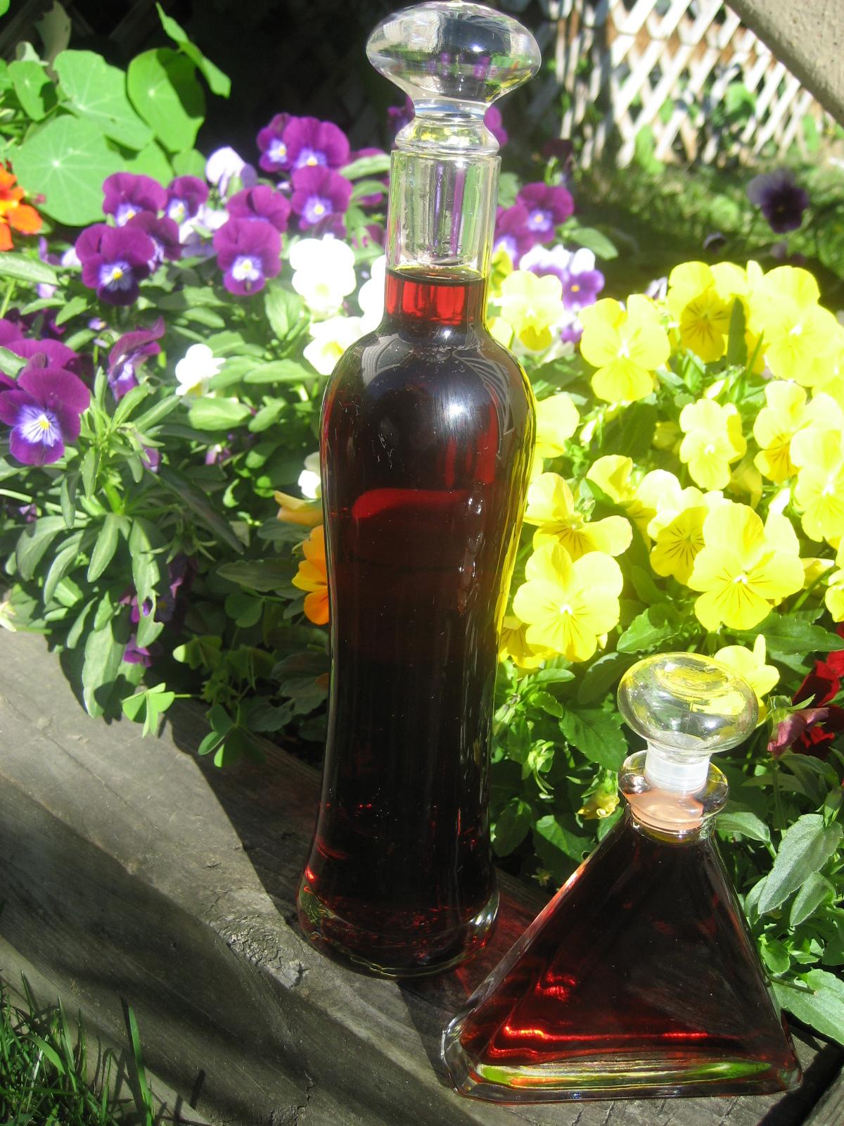 Vinaigre de framboise maison recette - Vinaigre de framboise maison ...
