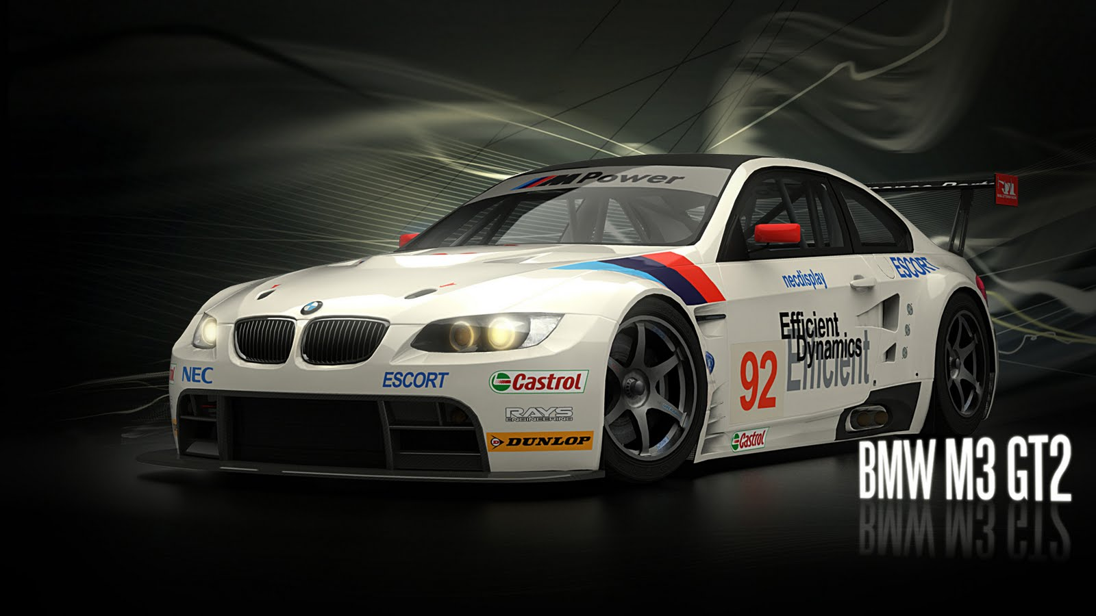 Power Cars Bmw Sport Car