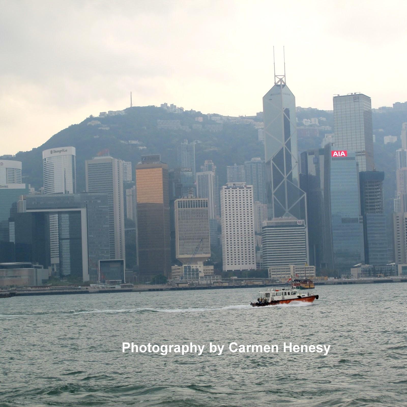 Carmen S Chronicles Hong Kong Victoria Harbor Symphony