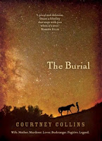 Book review, new book, The Burial
