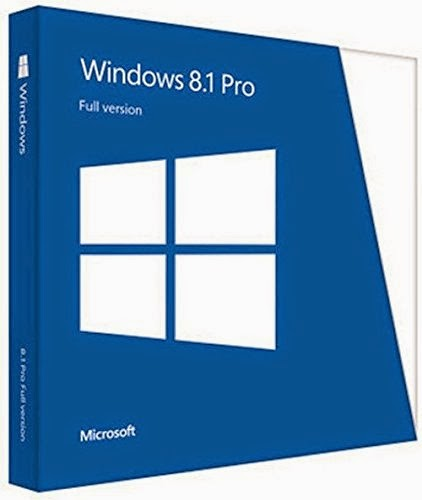 Buy Microsoft Windows 8.1 Pro (CD) Rs. 9,600 only at Amazon.