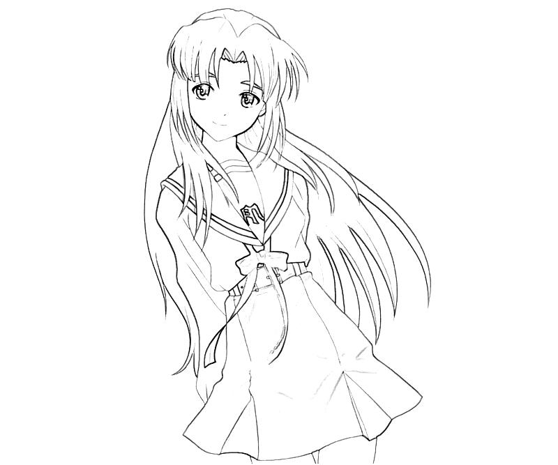 printable-ryouko-asakura-skill_coloring-pages-4
