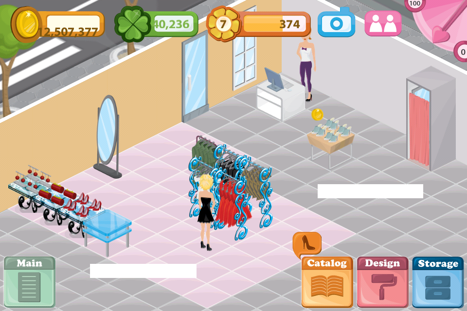 Download Free Fashion City World of Fashion Game V3.7 Unlimited Coins,Charms 100% working and Tested for IOS and Android.