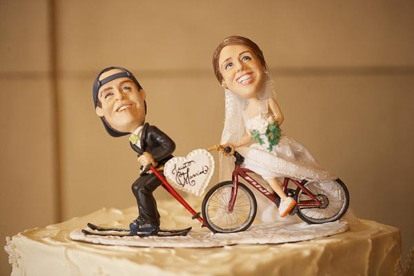 Aldrich Mansion: wedding cake