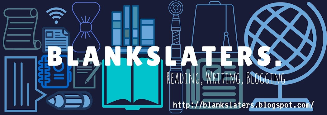 BlankSlaters Books