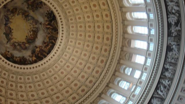 Washington DC - Cúpula do Capitólio