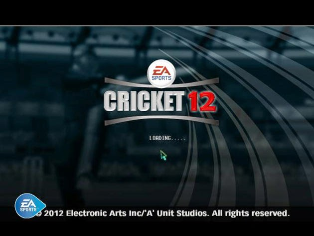 Ea Sports Cricket 2012 Game